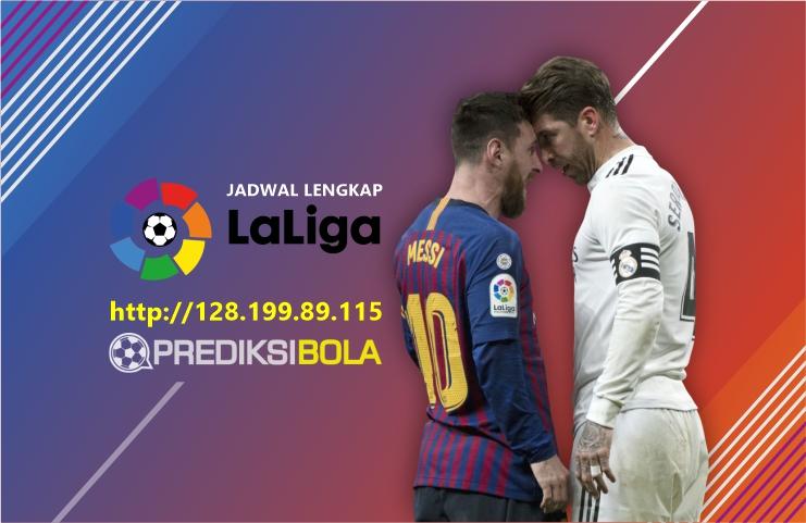 Jadwal Lengkap Liga Spanyol 2018/19 Terupdate