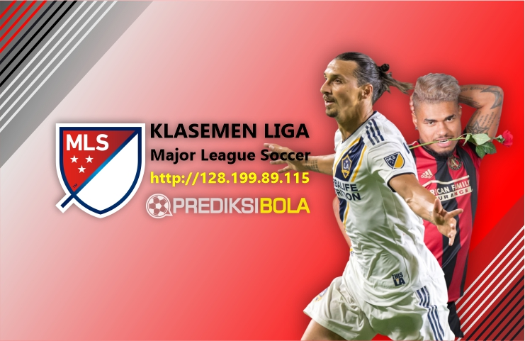 Klasemen Liga Major League Soccer (MLS)