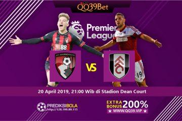 Prediksi AFC Bournemouth vs Fulham 20 April 2019