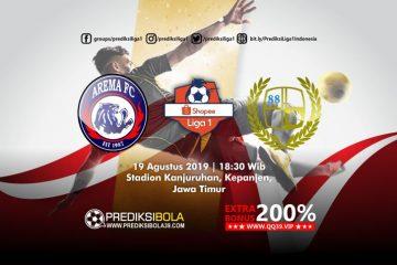 Prediksi Arema FC vs Barito Putera 19 Agustus 2019