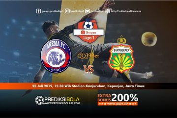 Prediksi Arema FC vs Bhayangkara FC 26 Juli 2019