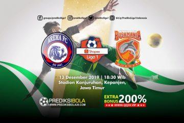 Prediksi Arema FC vs Borneo FC 13 September 2019