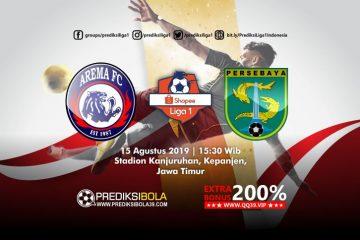 Prediksi Arema FC vs Persebaya Surabaya 15 Agustus 2019