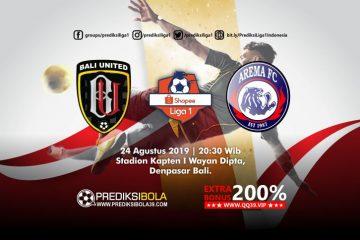 Prediksi Bali United vs Arema FC 24 Agustus 2019
