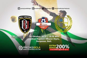Prediksi Bali United vs Barito Putera 27 Oktober 2019