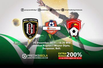 Prediksi Bali United vs Kalteng Putera 29 September 2019