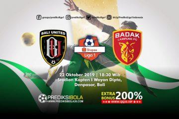 Prediksi Bali United vs Perseru Serui 22 Oktober 2019