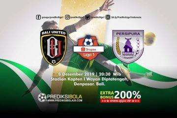Prediksi Bali United vs Persipura Jayapura 8 Desember 2019