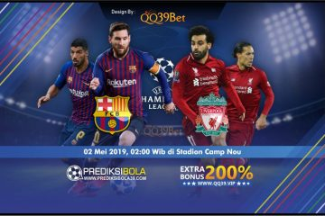 Prediksi Barcelona vs Liverpool 02 Mei 2019 Semi Final UCL