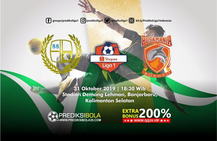 Prediksi Kalteng Putera vs Persib Bandung 1 November 2019