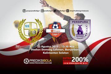 Prediksi Barito Putera vs Persipura Jayapura 23 Agustus 2019