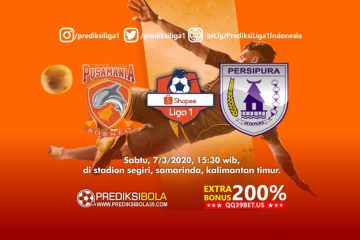 Prediksi Borneo FC vs Persipura Jayapura 7 Maret 2020