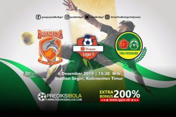Prediksi Borneo FC vs TR-Kabo 6 Desember 2019