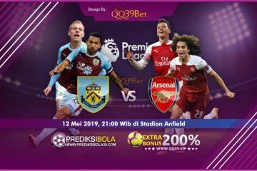 Prediksi Burnley vs Arsenal 12 Mei 2019 Liga Inggris