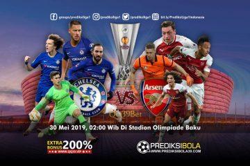 Prediksi Chelsea vs Arsenal 30 Mei 2019 Final Liga Eropa