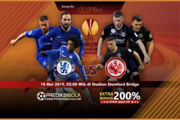 Prediksi Chelsea vs Eintracht Frankfurt 10 Mei 2019 Semifinal UEL