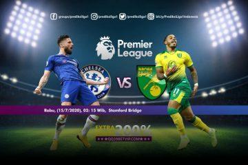 Prediksi Chelsea vs Norwich City 15 Juli 2020