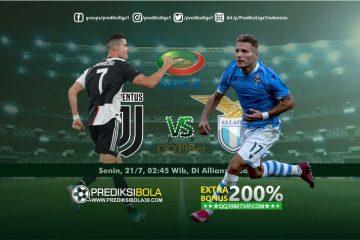 Prediksi Juventus vs Lazio 21 Juli 2020
