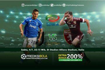Prediksi Juventus vs Torino 4 Juli 2020
