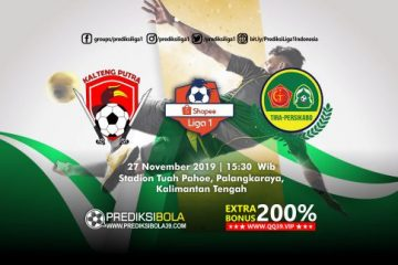 Prediksi Kalteng Putra vs TR-Kabo 27 November 2019