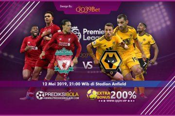 Prediksi Liverpool vs Wolves 12 Mei 2019 Liga Inggris