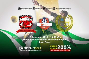 Prediksi Madura United vs Barito Putera 14 September 2019