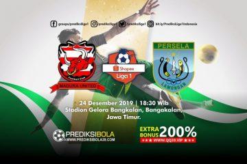 Prediksi Madura United vs Persela Lamongan 24 September 2019