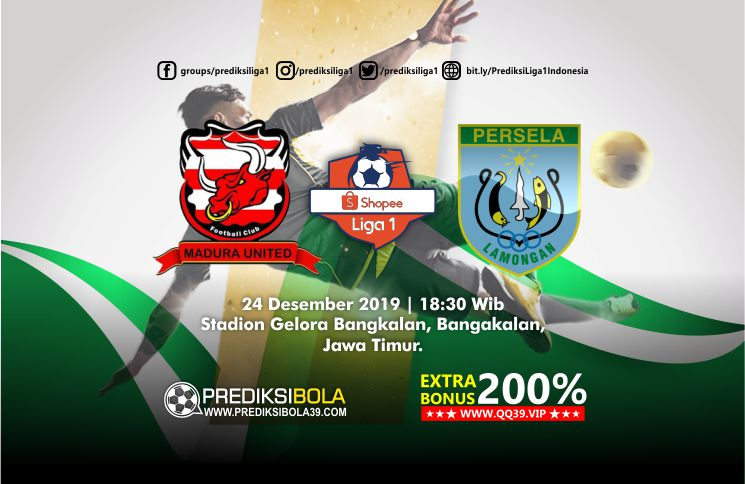 Prediksi Madura United vs Persela Lamongan 24 September 2019