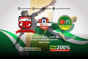 Prediksi Madura United vs TR-Kabo 30 Oktober 2019