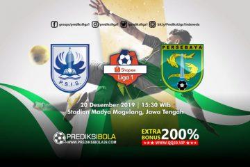 Prediksi PSIS Semarang vs Persebaya Surabaya 20 September 2019