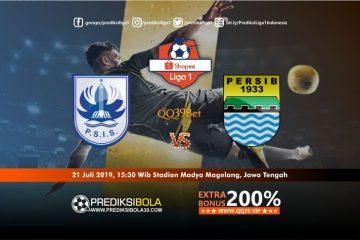 Prediksi PSIS Semarang vs Persib Bandung 21 Juli 2019