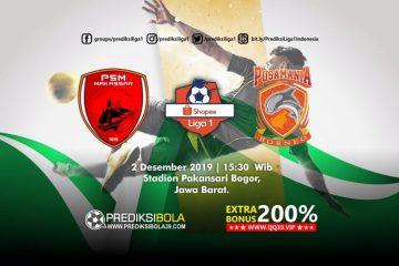 Prediksi PSM Makassar vs Borneo FC 2 Desember 2019