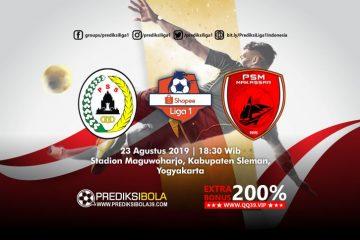 Prediksi PSS Sleman vs PSM Makassar 23 Agustus 2019