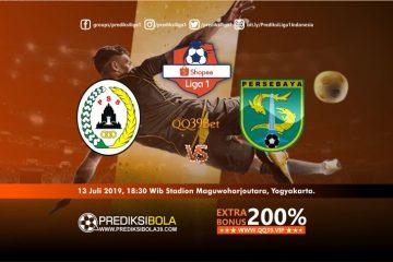 Prediksi PSS Sleman vs Persebaya Surabaya 13 Juli 2019
