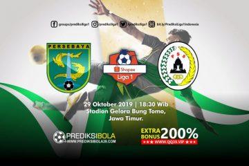 Prediksi Persebaya Surabaya vs PSS Sleman 29 Oktober 2019