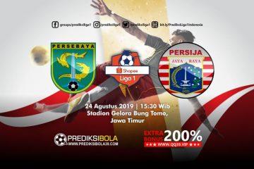 Prediksi Persebaya Surabaya vs Persija Jakarta 24 Agustus 2019 1