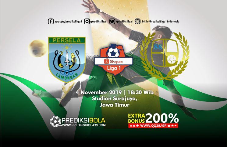 Prediksi Persela Lamongan vs Barito Putera 4 November 2019