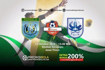 Prediksi Persela Lamongan vs PSIS Semarang 18 Oktober 2019