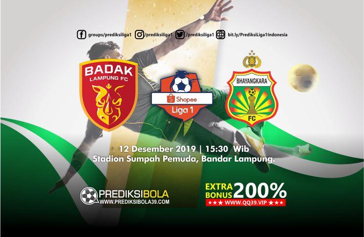 Prediksi Perseru Serui vs Bhayangkara FC 12 Desember 2019