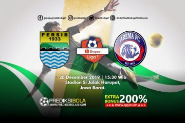 Prediksi Persib Bandung vs Arema FC 28 September 2019