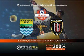 Prediksi Persib Bandung vs Bali United 26 Juli 2019