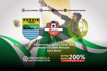 Prediksi Persib Bandung vs Barito Putera 24 November 2019