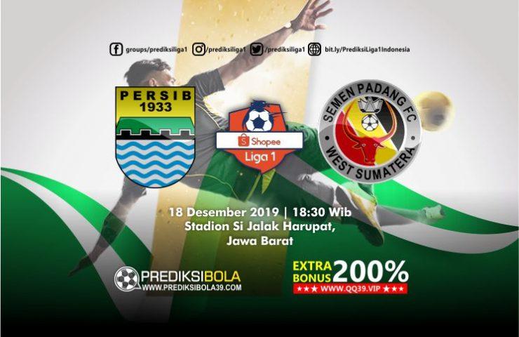 Prediksi Persib Bandung vs Semen Padang 18 September 2019