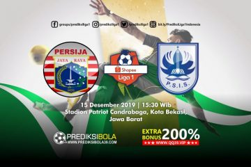 Prediksi Persija Jakarta vs PSIS Semarang 15 September 2019