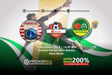 Prediksi Persija Jakarta vs TR-Kabo 3 November 2019