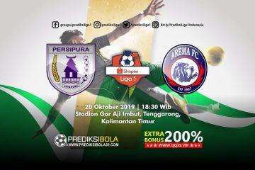 Prediksi Persipura Jayapura vs Arema FC 20 Oktober 2019