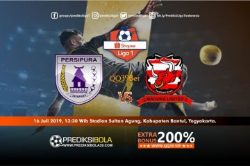 Prediksi Persipura Jayapura vs Madura United 16 Juli 2019