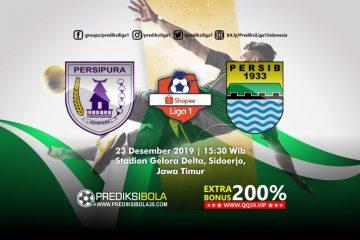 Prediksi Persipura Jayapura vs Persib Bandung 23 September 2019
