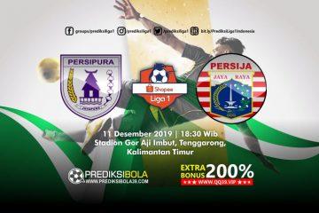 Prediksi Persipura Jayapura vs Persija Jakarta 11 September 2019