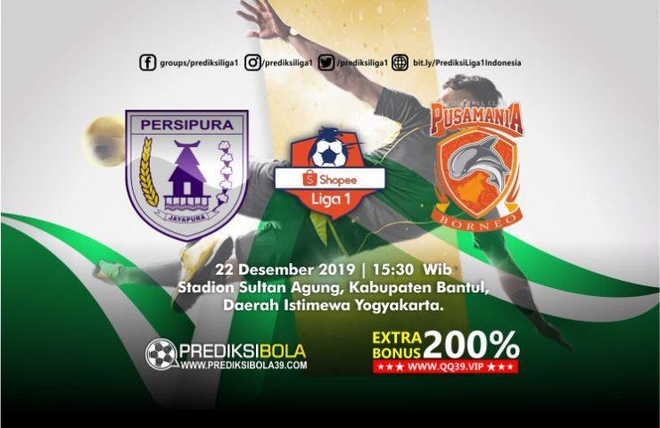 Prediksi Pesipura Jayapura vs Borneo FC 22 Desember 2019